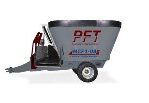 neuer PFT MCF 1-08 Futtermischwagen